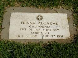 PFC Frank Alcaraz