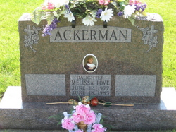 Melissa Love Ackerman