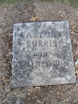 Eastman Burris