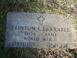 Clinton L Larrabee