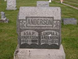 Leona A Anderson