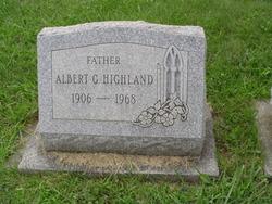 Albert George Highland