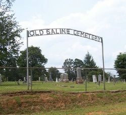 Old Saline Baptist Church Cemetery