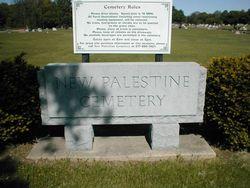 New Palestine Cemetery