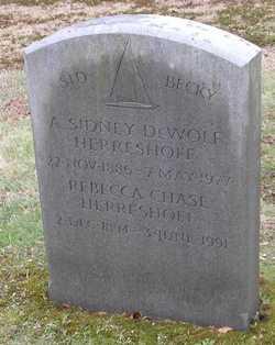 Algernon Sidney DeWolf Sid Herreshoff