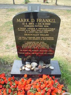 Mark D Frankel