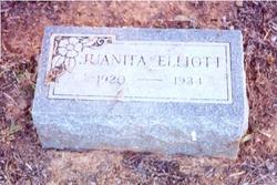 Juanita Elliott