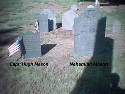 Capt Hugh Mason
