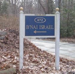 B'nai Israel Cemetery