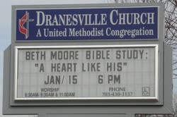 Dranesville United Methodist Church Cemetery