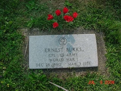 Ernest Burks