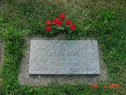 Hilda Margaret <i>Kerr</i> Burks