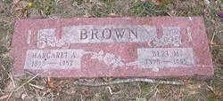 Bert M Brown