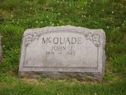 John Joseph McQuade