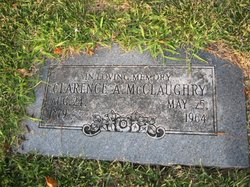 Clarence A McClaughry