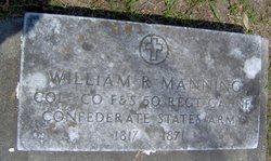 Col William R. Manning