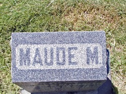Maude M Cole