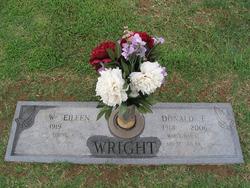 Donald E Wright