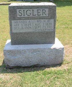 Sgt William H. H. Sigler