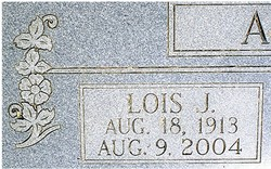 Lois J. Adams