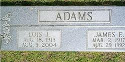 James E. Adams