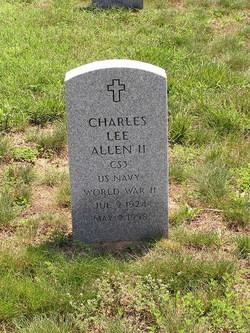 Charles Lee Allen, II