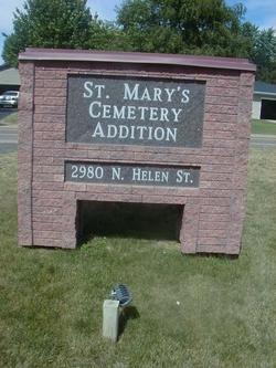 Saint Marys Cemetery Old