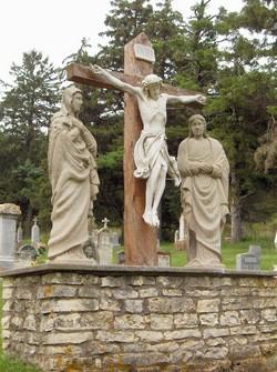 Saint Donatus Catholic Cemetery