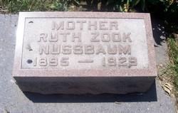 Ruth Marguerite <i>Zook</i> Nussbaum