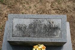John Robert Boyles