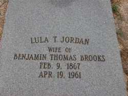 Lula T. Jordon Brooks