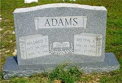 Mildred S. Adams