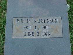 Willie B. Johnson