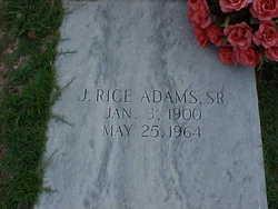 James Rice Adams