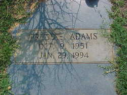 Freddie Adams