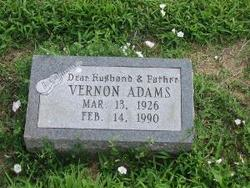 Vernon Adams
