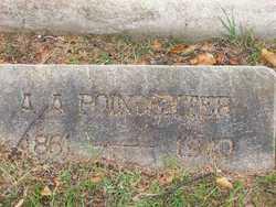 Allen Augustus Poindexter, Sr