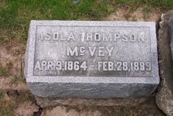 Isola <i>Thompson</i> McVey