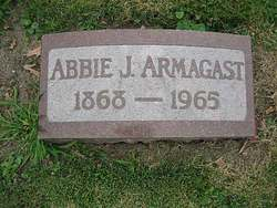 Abbie J. Armagast