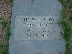 Sally Mama Henry <i>Wall</i> Henry