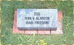 Sgt Ivan V. Alarcon