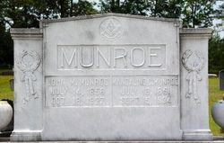 John M. Munroe