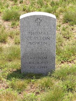 Thomas Clayton Bowen