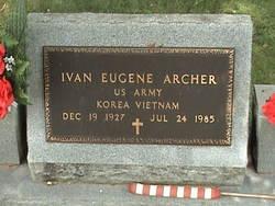 Ivan Eugene Archer