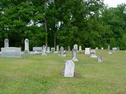 Camp Creek Baptist Church Cemetery