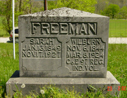Sarah <i>Martindale</i> Freeman