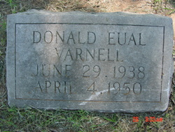 Donald Eual Varnell