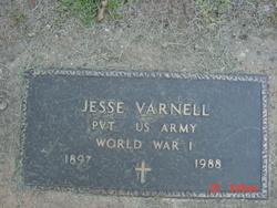 Jesse Andris Jack Varnell