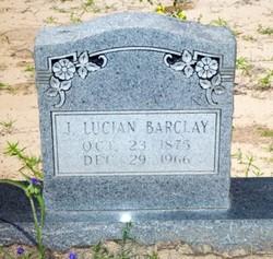 J. Lucian Barclay