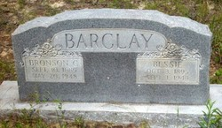 Bessie <i>Anderson</i> Barclay